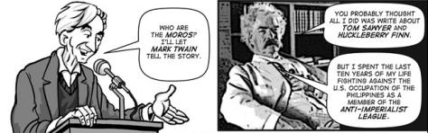 PHAE mark twain