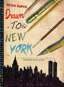 DRAWN TO NYfrontcover