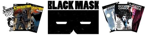 Black Mask Banner