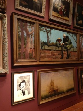Photo courtesy of the AGO Art Matters blog - http://artmatters.ca