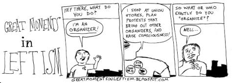 I'm an organizer!