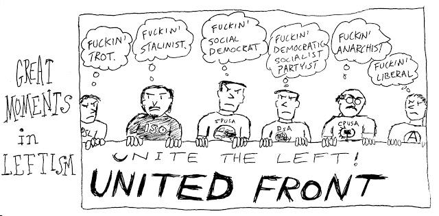 Labour Struggle