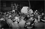 Tomkins Square Police Riot photos - 1988.