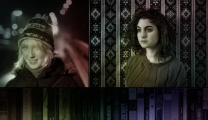 What can the books you love tell about your psychology? Can we see the future in what we read? Join Melina Gi and Yasmine Haj for a bit of bibliotherapy at their Literary Fortune Telling Booth!