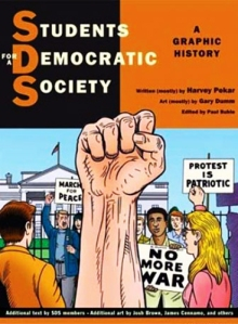 SDS graphic history cover