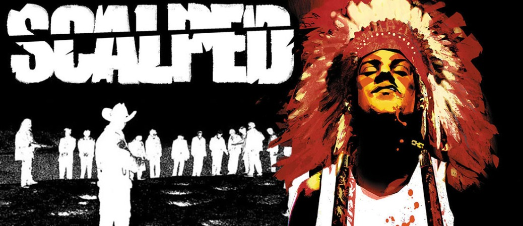"Taking a Critical Look at the Vertigo Series ""Scalped"""