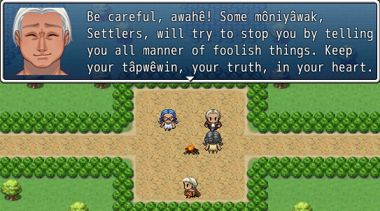 be careful settlers