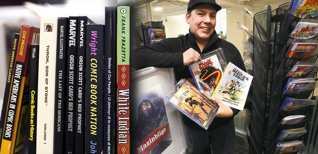 graphic novels |