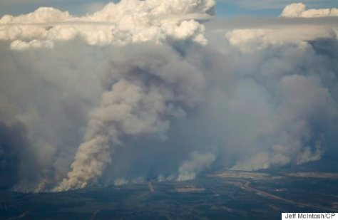 Alta Wildfire 20160504