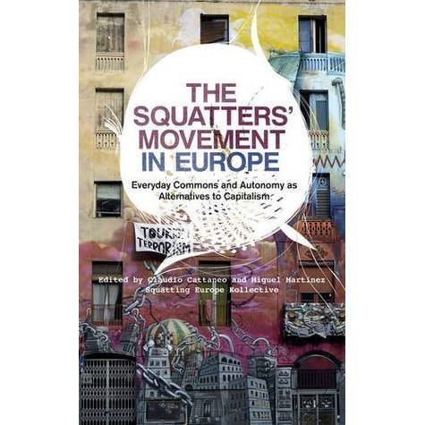 the squatters movement in europe